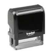 Customize the Trodat 4912 Compact Endorsement Stamp with your bank information to speed up your deposits. Order today with same day shipping. No sales tax ever!