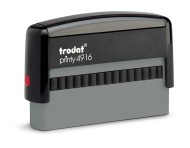 Order the Trodat Printy 4916 Stamp on stampconnection.com Same day shipping. No sales tax - ever!
