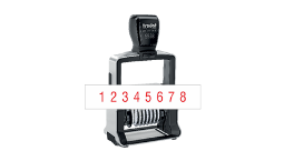 Heavy Duty Number Stamps