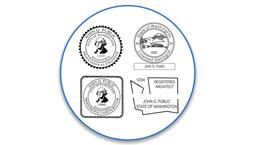 Washington Professional Seals