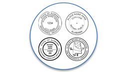 Alabama Professional Seals