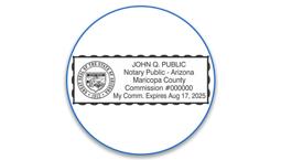 Arizona Notary Seals
