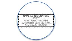 Arkansas Notary Seals