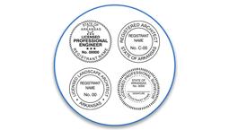 Arkansas Professional Seals