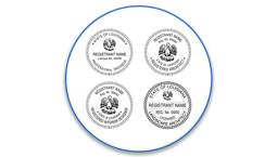 Louisiana Professional Seals