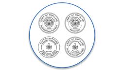 Maryland Professional Seals