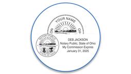 Ohio Notary Seals