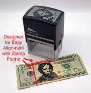 Harriet Tubman Self-Inking Stamp for Sale