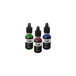 Palette ink sticks to most surfaces and is a great all purpose stamp ink. Has the vivid color of pigment ink and dries like dye ink. Order online today!
