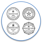 Texas Professional Seals