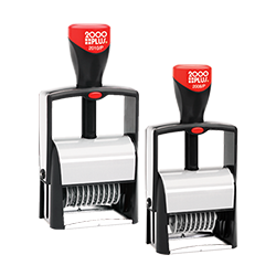 2000 Plus Heavy Duty Number Stamps
