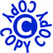 """Order Now! Xstamper Round Stock stamp with the phrase 'COPY' curved around a'C'. 5/8"""" Diameter. Available in 11 colors. Free Shipping! No Sales Tax - Ever!"""
