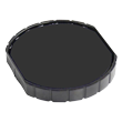 Order Now! 2000 Plus Printer R50 round stamp replacement pad. 2 inch diameter. Free Shipping! No sales tax - ever!