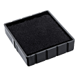 Order Now! 2000 Plus Printer Q24 square stamp replacement pad. 1 inch square. Free Shipping! No sales tax - ever!