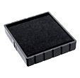 Order Now! 2000 Plus Printer Q30 square stamp replacement pad. 1-1/4 inch square. Free Shipping! No sales tax - ever!