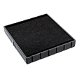 Order Now! 2000 Plus Printer Q43 square stamp replacement pad. 1-5/8 inch square. Free Shipping! No sales tax - ever!