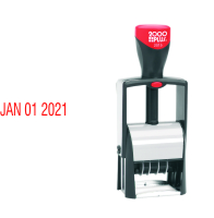 Order Now! 2000 Plus Classic Line 2015 Date Stamp with the date only makes dating your documents a breeze. Free Shipping. No Sales Tax - Ever!