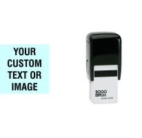 2000 Plus Q24 self-inking stamps made daily online. Free same day shipping. Excellent customer service. No sales tax - ever.