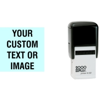 2000 Plus Q30 self-inking stamps made daily online. Free same day shipping. Excellent customer service. No sales tax - ever.