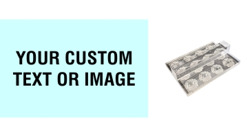 2 x 3 Acrylic See-Thru Stamps Made Daily Online! Free same day shipping. Excellent customer service. No sales tax - ever.