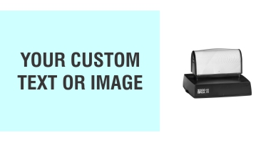 The X-Large HD 115 Stamp is the perfect size for your larger sized stamp needs. Free same day shipping. Excellent customer service. No sales tax - ever.