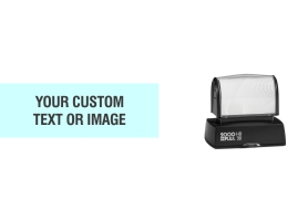 The HD30 Stamp is the perfect size for address, bank endorsement, or custom stamps. Free same day shipping. No sales tax - ever!