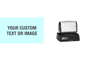 The HD 35 Stamp is the perfect size for your stamp needs, from address stamps to bank endorsement stamps. Free same day shipping. Excellent customer service. No sales tax - ever.