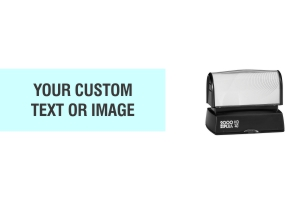 The HD 40 Stamp is the perfect size for your stamp needs, from address stamps to bank endorsement stamps. Free same day shipping. Excellent customer service. No sales tax - ever.