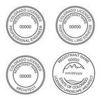 Colorado Professional Seals
