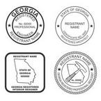 Georgia Professional Seals