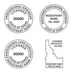 Idaho Professional Seals