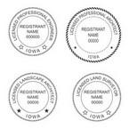 Iowa Professional Seals