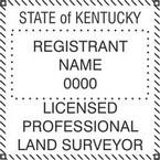 Kentucky Licensed Professional Land Surveyor Seals