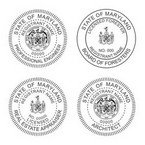 Maryland Professional Seals