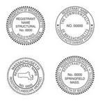 Massachusetts Professional Seals