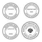 Mississippi Professional Seals