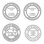 Missouri Professional Seals