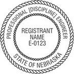 Nebraska Professional Engineer Seals