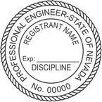 Nevada Professional Engineer Seals