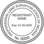 Nevada Professional Land Surveyor Seals