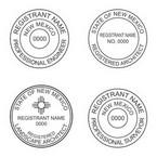 New Mexico Professional Seals