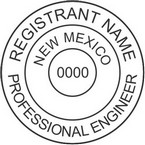 New Mexico Professional Engineer Seals
