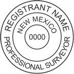 New Mexico Professional Surveyor Seals