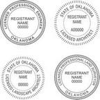 Oklahoma Professional Seals