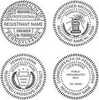 Pennsylvania Professional Seals