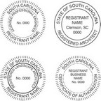 South Carolina Professional Seals