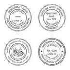 West Virginia Professional Seals
