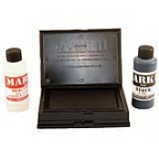 Order Now! Mark II Kit with double sided stamp pad, fast dry ink, and reactivator. Free Shipping. No sales tax - ever!