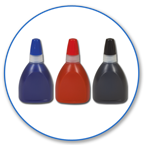 The Xstamper 20 mL Refill Ink is our perennial best seller giving the right amount of ink for almost any size stamp. No sales tax ever.