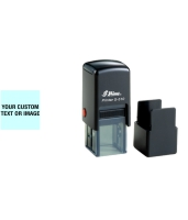 Shin S-510 self-inking stamp made daily online. Free same day shipping. Excellent customer service. No sales tax - ever.